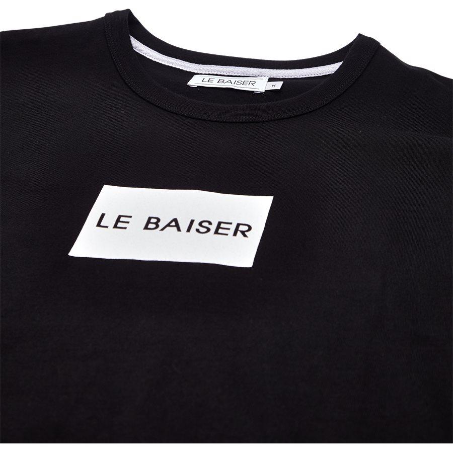 GUIGAL - Guigal - T-shirts - Regular - BLACK - 3