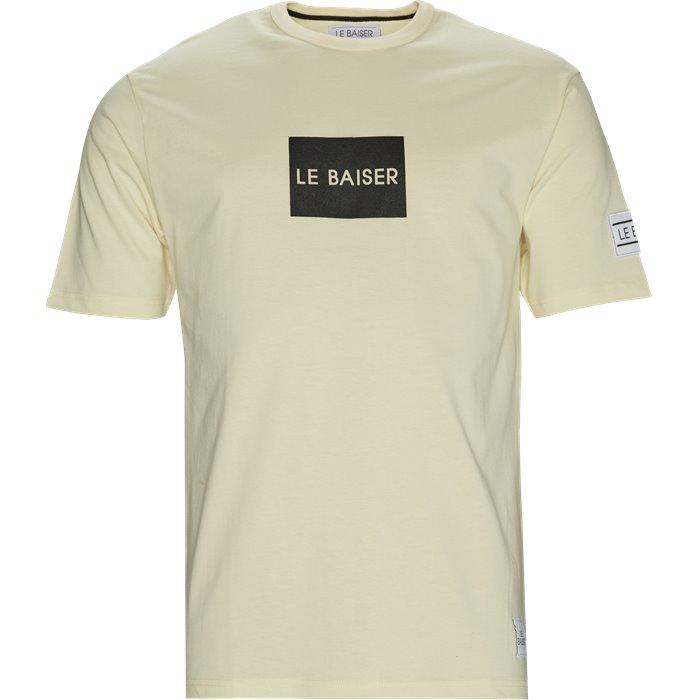 Guigal - T-shirts - Regular - Gul