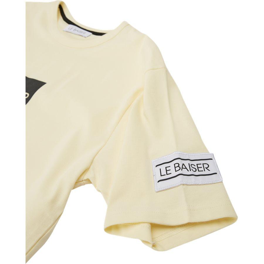 GUIGAL - Guigal - T-shirts - Regular - YELLOW - 3