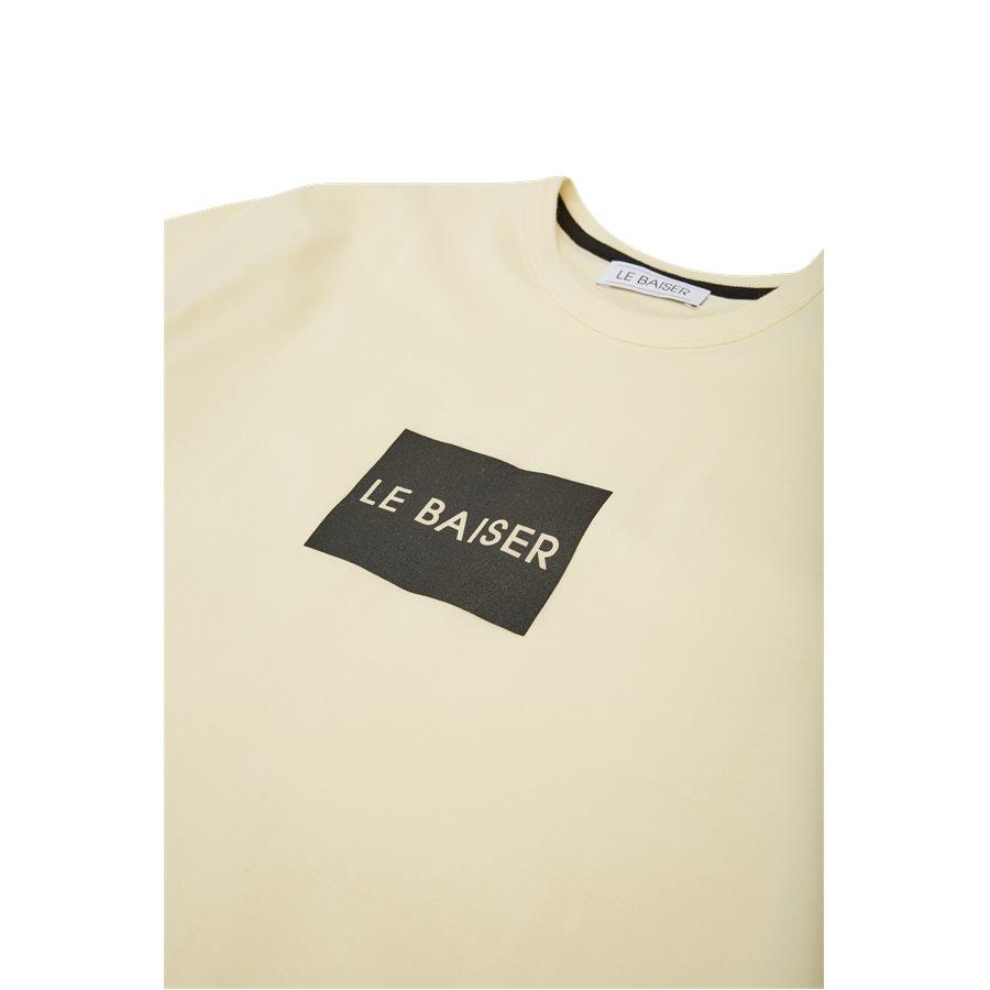 GUIGAL - Guigal - T-shirts - Regular - YELLOW - 4