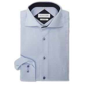 Roberts Skjorte Modern fit | Roberts Skjorte | Blå