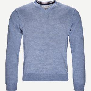 Regular   Knitwear   Blue