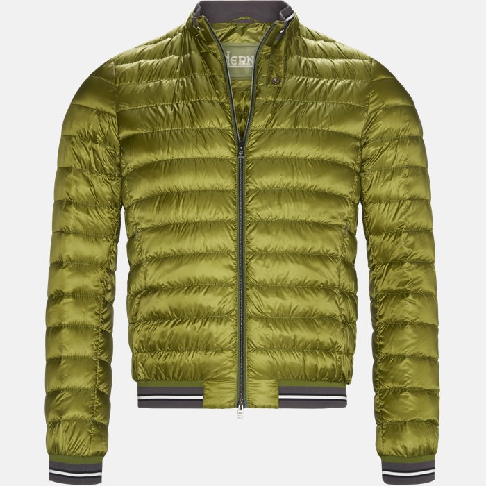 Jackets - Regular fit - Green
