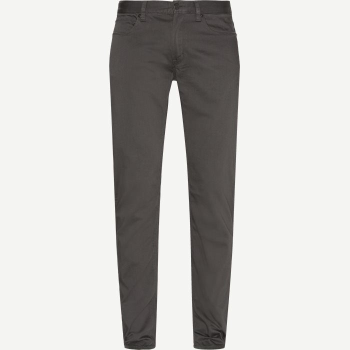 Hugo708 Jeans - Jeans - Slim - Grå