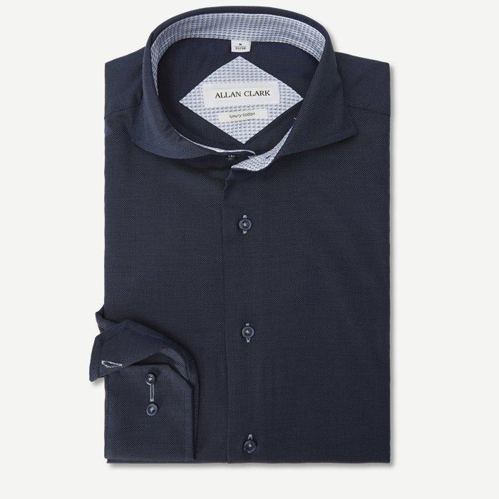 Dragon Skjorte - Skjorter - Regular - Blå
