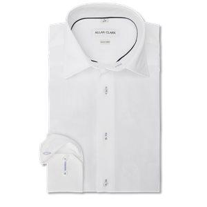 Diego Skjorte Regular | Diego Skjorte | Hvid