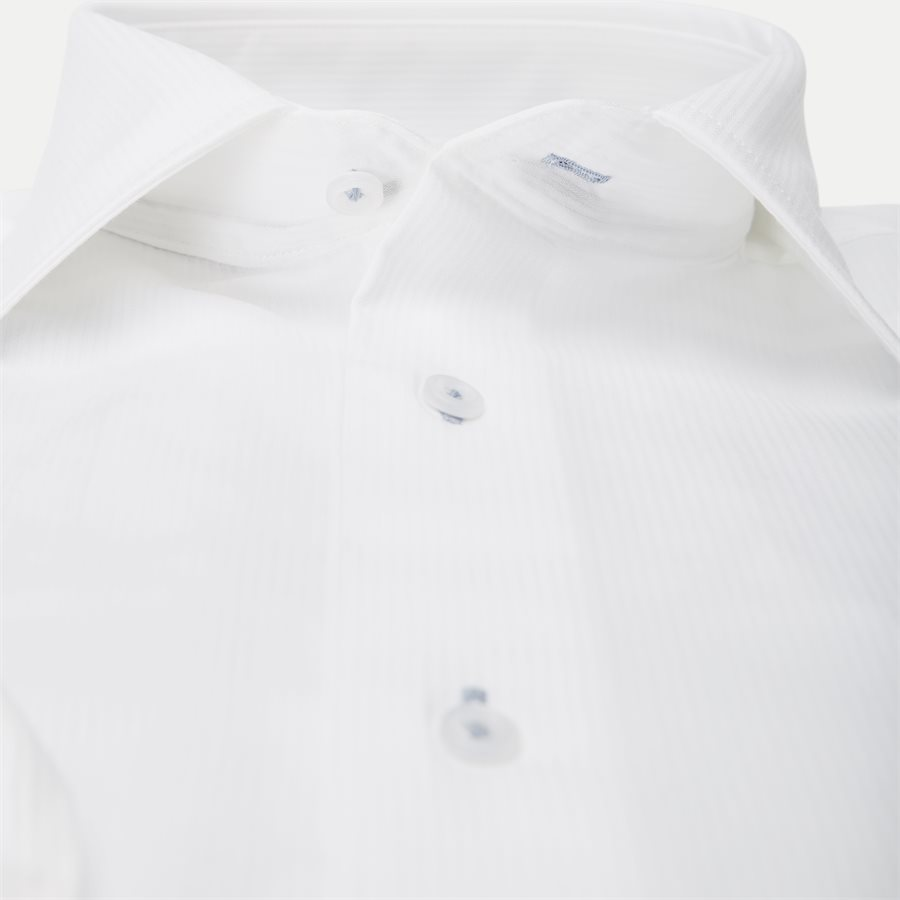 DIEGO - Diego Skjorte - Skjorter - Regular - WHITE - 3