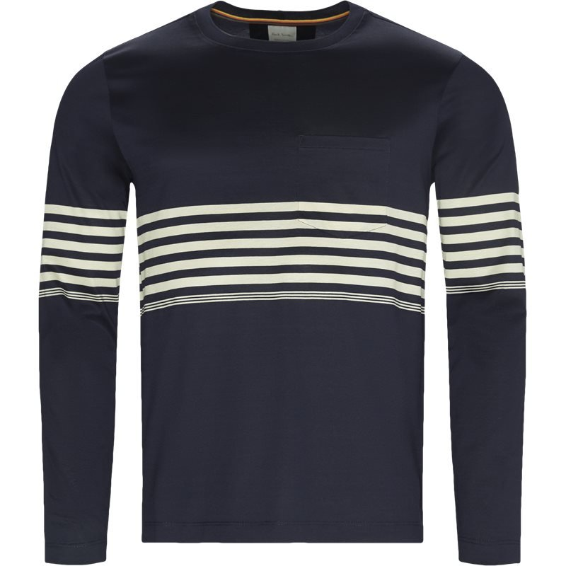 Paul smith main t-shirt navy fra paul smith main fra axel.dk