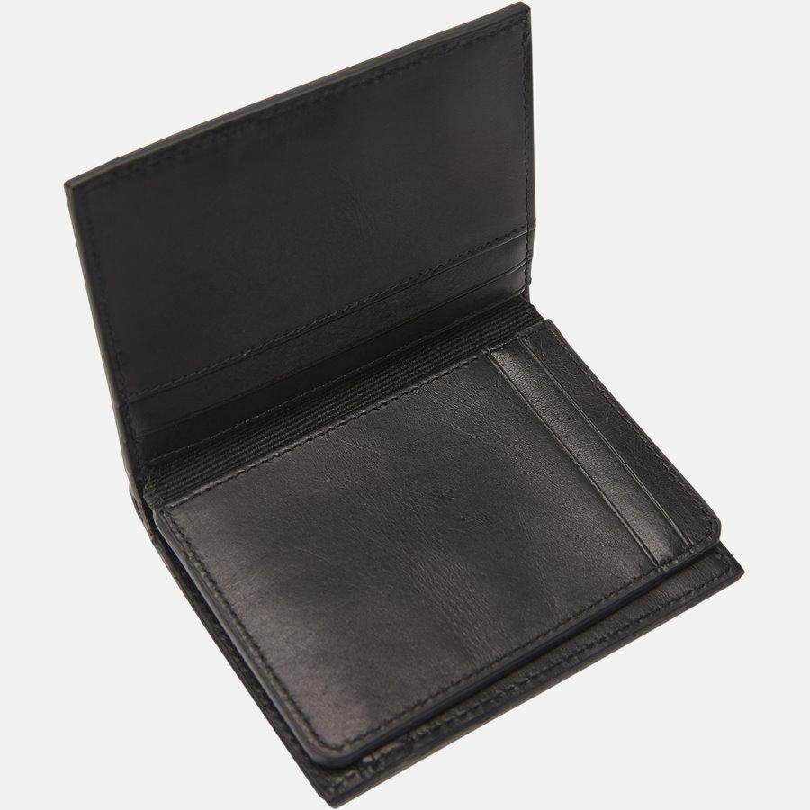 U64055015 ALNNIK - Alnnik Skind Pung - Accessories - SORT - 3