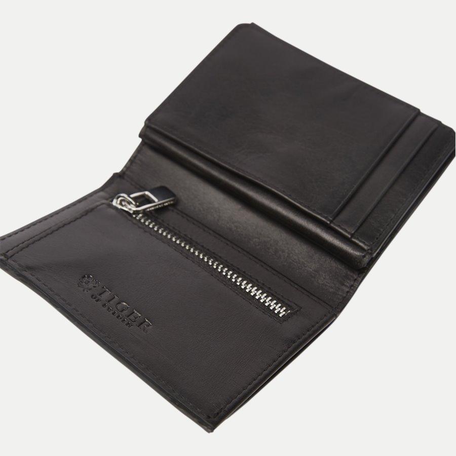 U64055015 ALNNIK - Alnnik Skind Pung - Accessories - SORT - 4