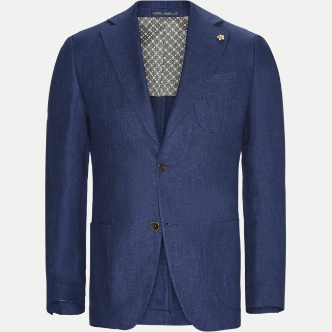 Herringbone Summer Blazer