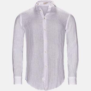 skjorte Tailored fit | skjorte | Hvid