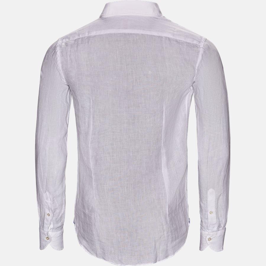 21125 748ML - skjorte - Skjorter - Tailored fit - HVID - 2