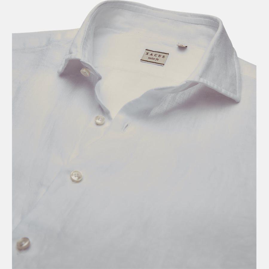 21125 748ML - skjorte - Skjorter - Tailored fit - HVID - 3