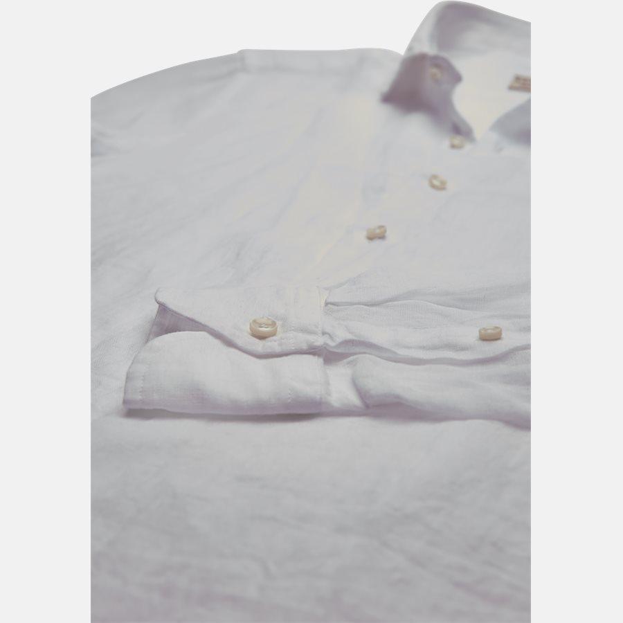 21125 748ML - skjorte - Skjorter - Tailored fit - HVID - 4