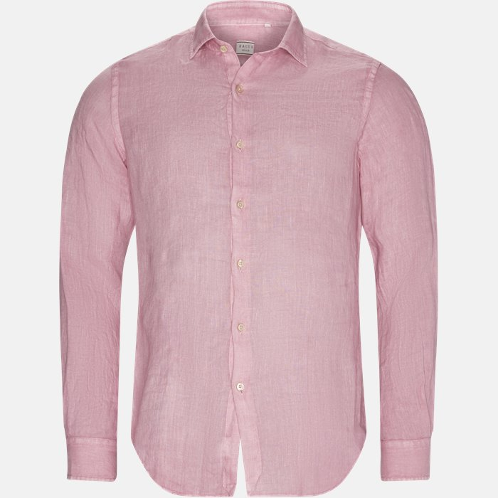 skjorte - Skjorter - Tailored fit - Pink