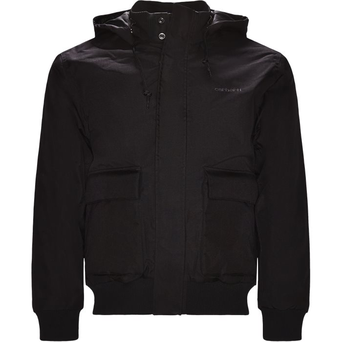 Payton Jacket - Jakker - Regular - Sort