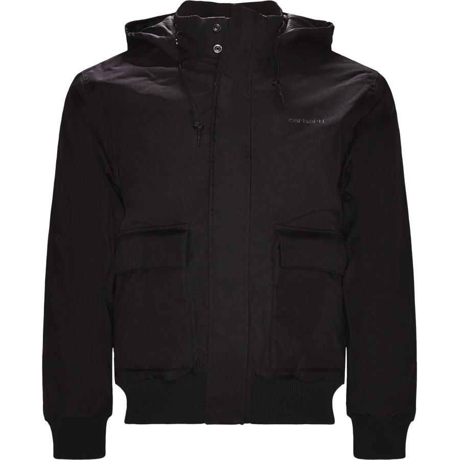 PAYTON JACKET I025106 - Payton Jacket - Jakker - Regular - BLACK/BLACKSMITH - 1