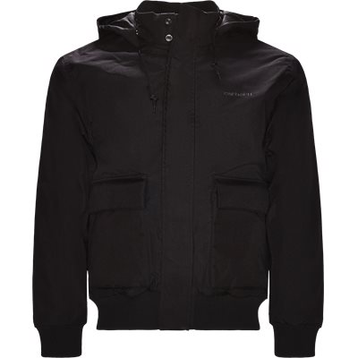 Payton Jacket Regular | Payton Jacket | Sort