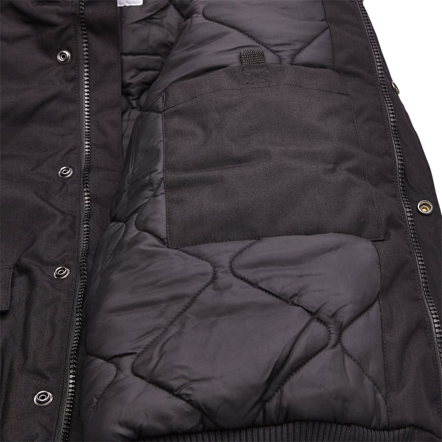 PAYTON JACKET I025106 - Payton Jacket - Jakker - Regular - BLACK/BLACKSMITH - 6