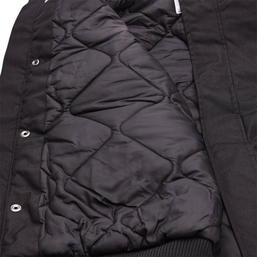 PAYTON JACKET I025106 - Payton Jacket - Jakker - Regular - BLACK/BLACKSMITH - 7