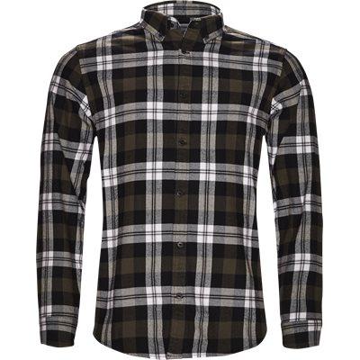 L/S Lessing Skjorte Regular | L/S Lessing Skjorte | Grøn