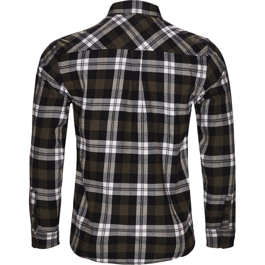 L/S LESSING I025230 - L/S Lessing Skjorte - Skjorter - Regular - CHECK/GARDEN - 2