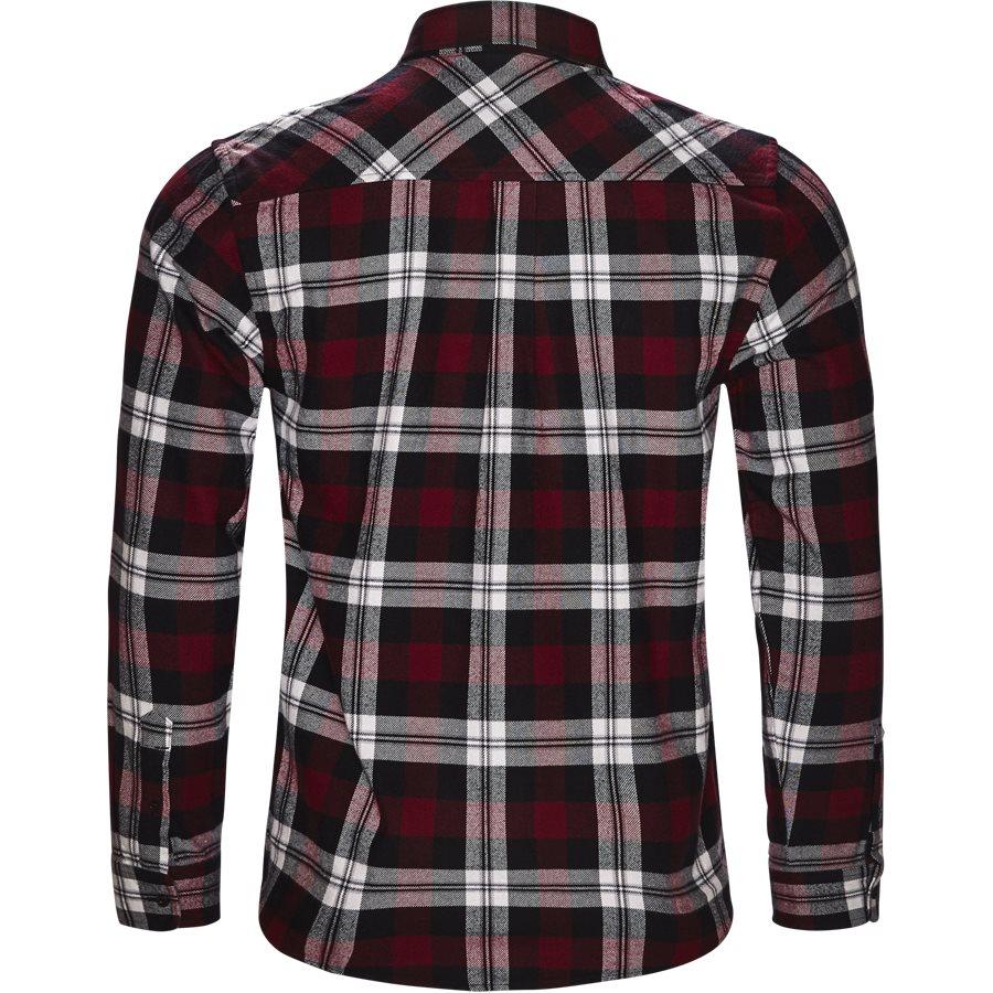 L/S LESSING I025230 - L/S Lessing Skjorte - Skjorter - Regular - CHECK/MULBERRY - 2