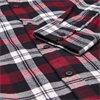 L/S LESSING I025230 - L/S Lessing Skjorte - Skjorter - Regular - CHECK/MULBERRY - 4