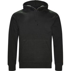 Hooded Chase Sweatshirt Regular | Hooded Chase Sweatshirt | Grøn