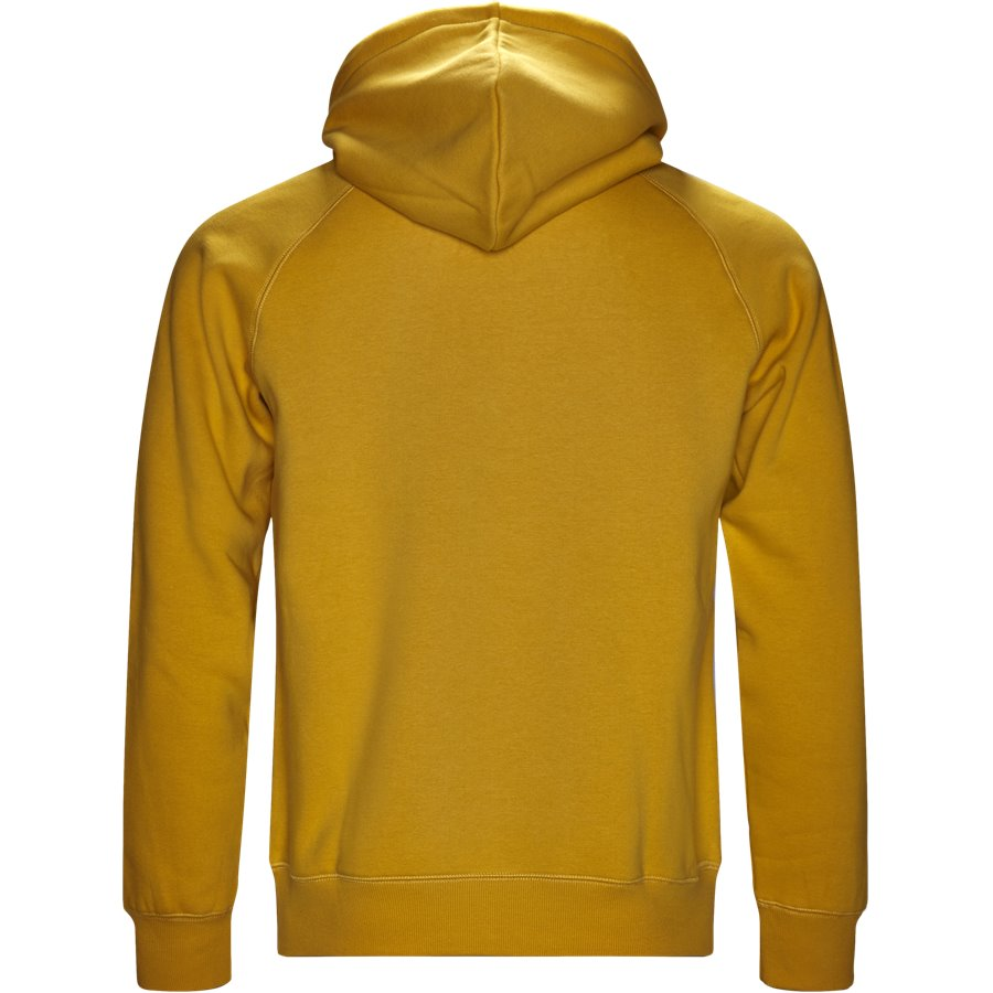 HOODED CHASE I026384 - Hooded Chase Sweatshirt - Sweatshirts - Regular - QUINCE/GOLD - 2