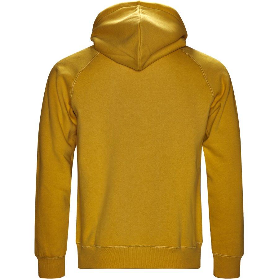 HOODED CHASE I026384. - Hooded Chase Sweatshirt - Sweatshirts - Regular - QUINCE/GOLD - 2