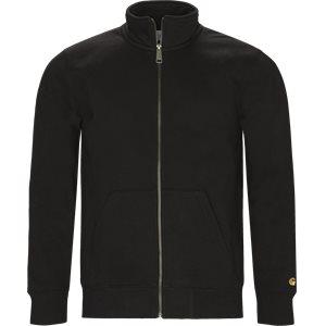Chase Neck Jacket Regular | Chase Neck Jacket | Sort