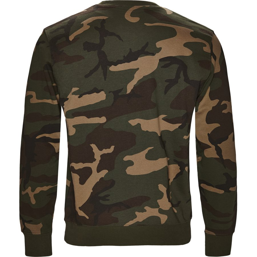 COLLEGE I024668 - College Sweatshirt - Sweatshirts - Regular - CAMO/WHITE - 2