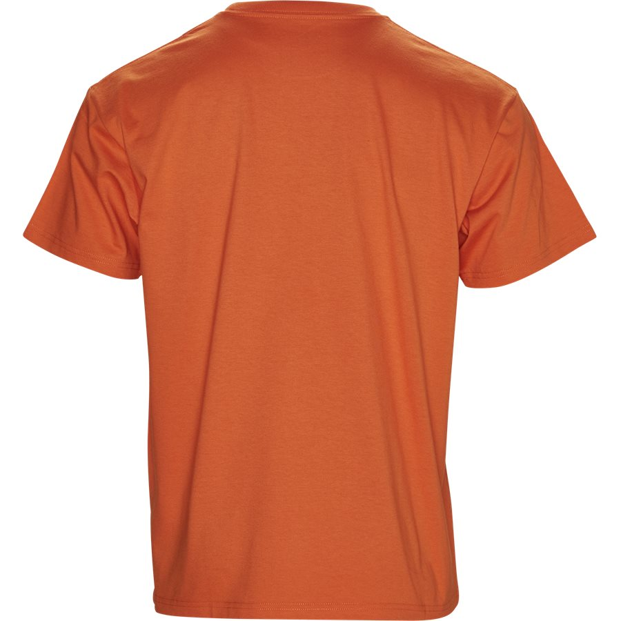 S/S CHASE TEE I026391 - S/S Chase Tee - T-shirts - Regular - JAFFA/GOLD - 2
