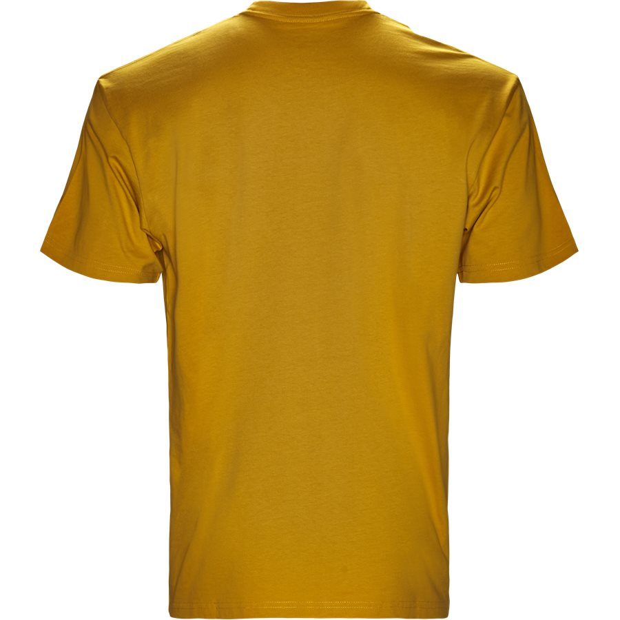 S/S CHASE TEE I026391 - S/S Chase Tee - T-shirts - Regular - QUINCE/GOLD - 2