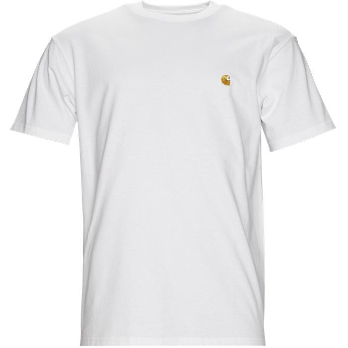 S/S Chase Tee - T-shirts - Regular - Hvid