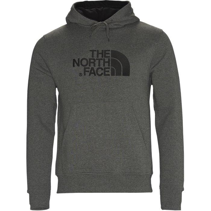M Drew Peak - Sweatshirts - Regular - Grå