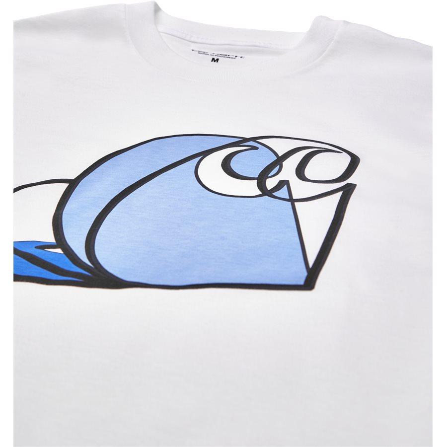 S/S LAYER C I025773 - S/S Layer C - T-shirts - Regular - WHITE - 3