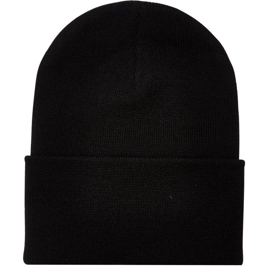 ACRYLIC WATCH I020222 - Acrylic Watch Hat - Huer - BLACK - 2