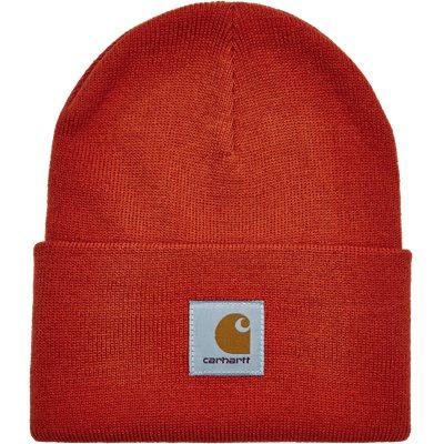 Acrylic Watch Hat Acrylic Watch Hat | Orange