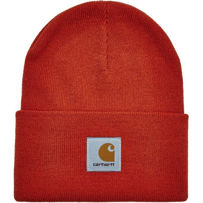 Acrylic Watch Hat - Huer - Orange