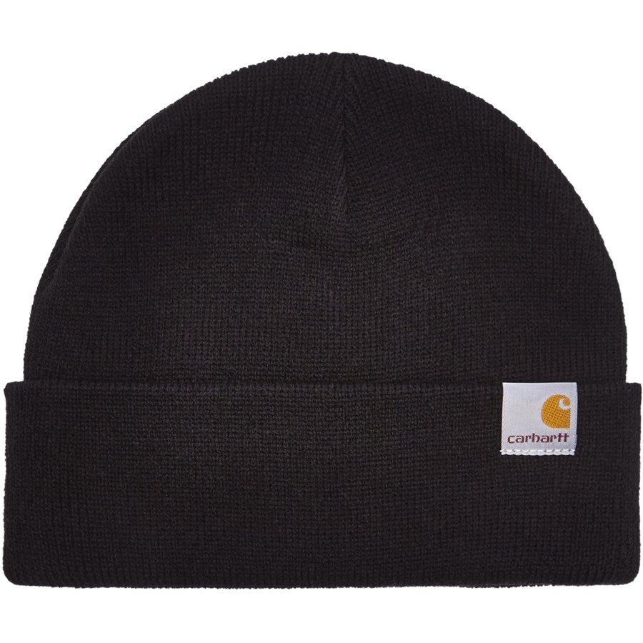 STRATUS HAT LOW I025741 - Stratus Hat Low - Huer - BLACK - 1
