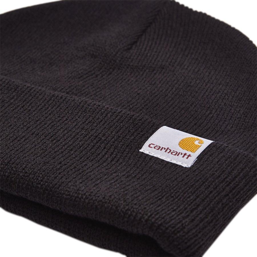 STRATUS HAT LOW I025741 - Stratus Hat Low - Huer - BLACK - 2