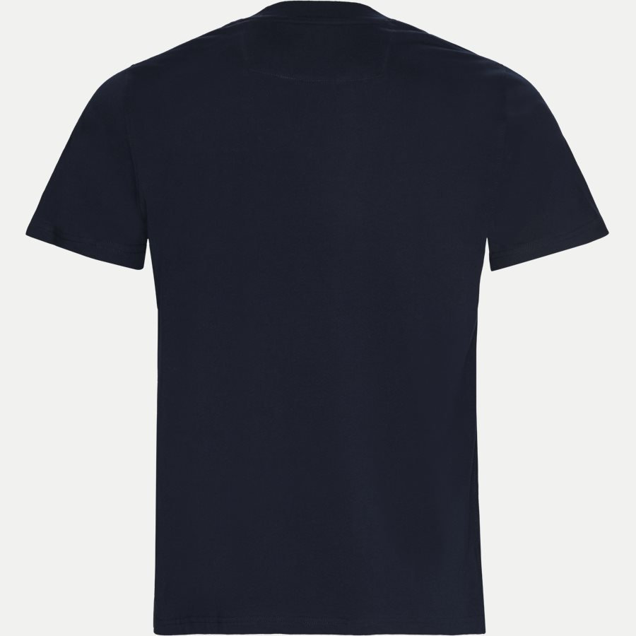 SHANE - Logo T-shirt - T-shirts - Regular - NAVY - 2