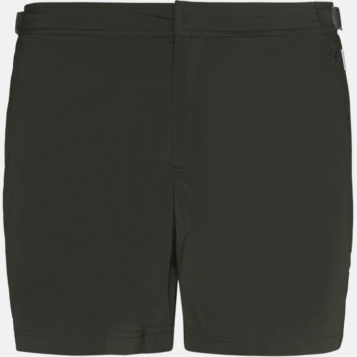 Shorts - Regular fit - Green