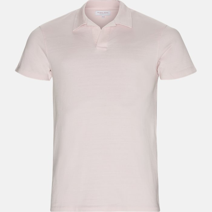 T-shirt - T-shirts - Tailored fit - Pink
