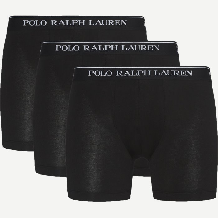 3-Pack Tights - Undertøj - Regular - Sort