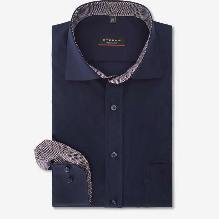 8500 Skjorte - Skjorter - Modern fit - Blå