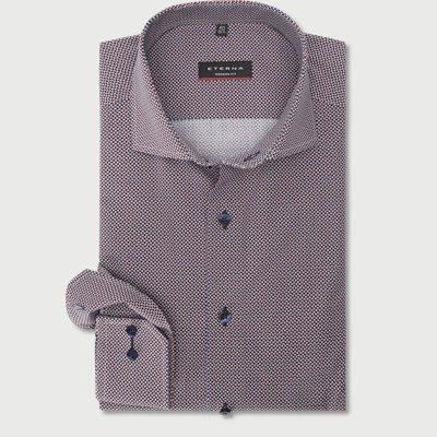 3616 Skjorte Modern fit   3616 Skjorte   Rød